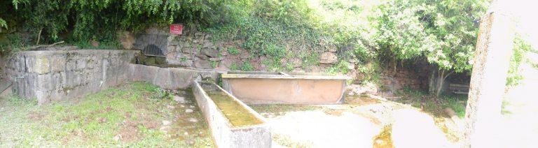 Fontaine de Vezouillac