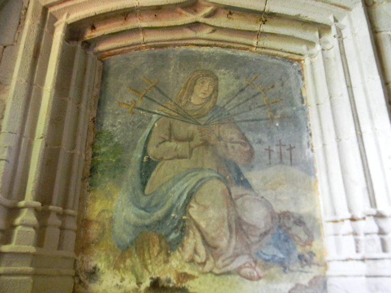 La Vierge aux 7 épées