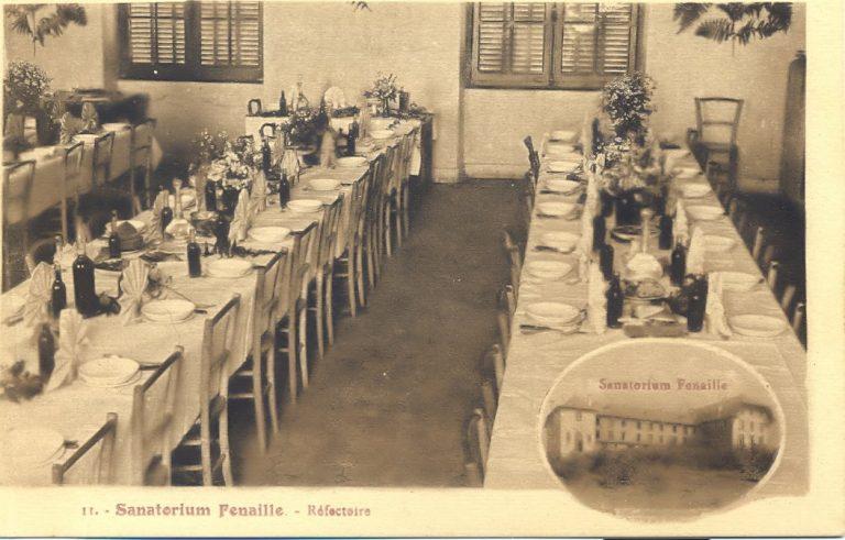 Sanatorium-Fenailles