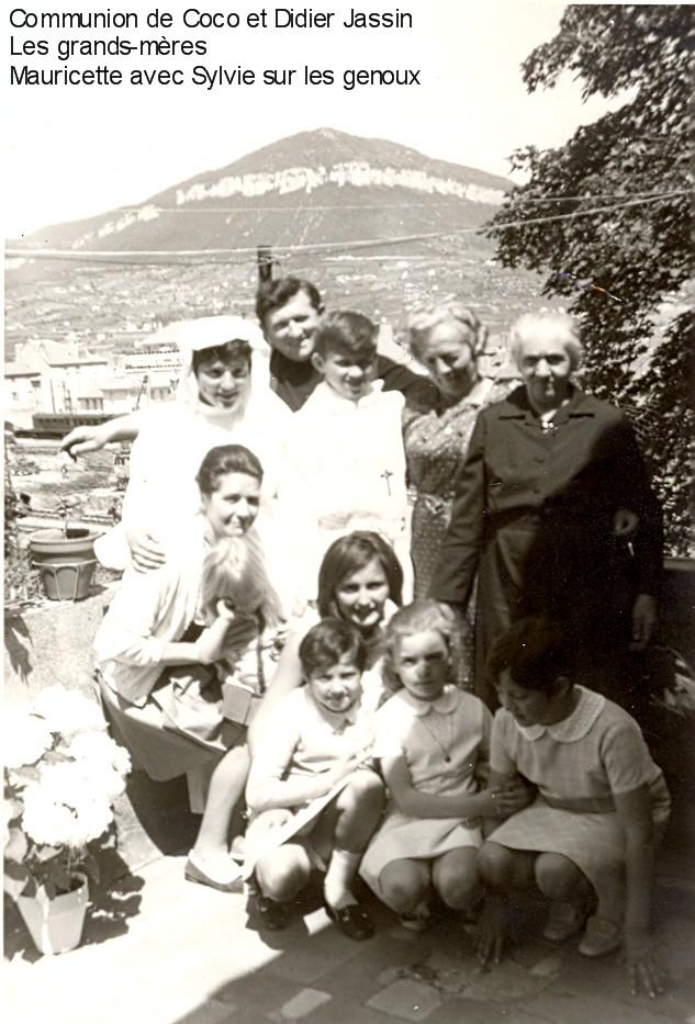 Famille JASSIN