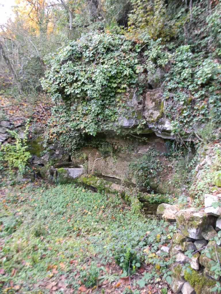 Source la Rouquette